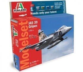 Italeri JAS 39 Gripen 1/72 Sarja