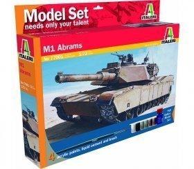 Italeri M1 Abrams Setti
