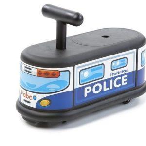Italtrike La Cosa Ride-On poliisiauto
