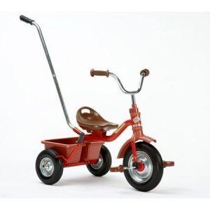 Italtrike Racing Monza kolmipyörä punainen