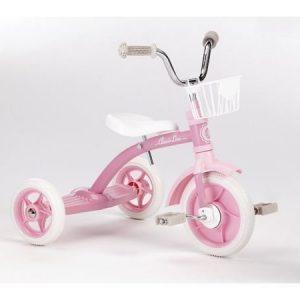 Italtrike Super Lucy kolmipyörä vaaleanpunainen