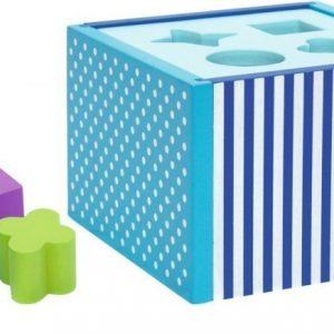 Jabadabado Palikkalaatikko Sininen