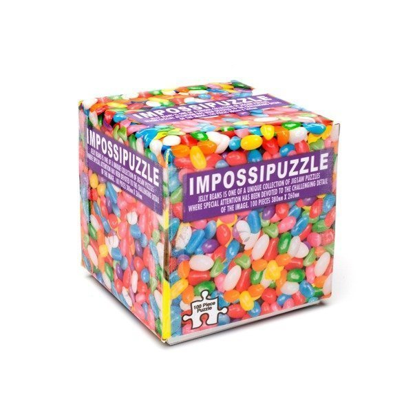Jelly Beans Impossible Puzzle