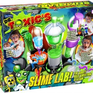 John Adams Science Slime Lab -laboratorio