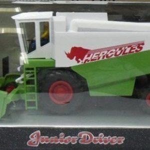 Junior Drive Leikkuupuimuri ja kuljettaja
