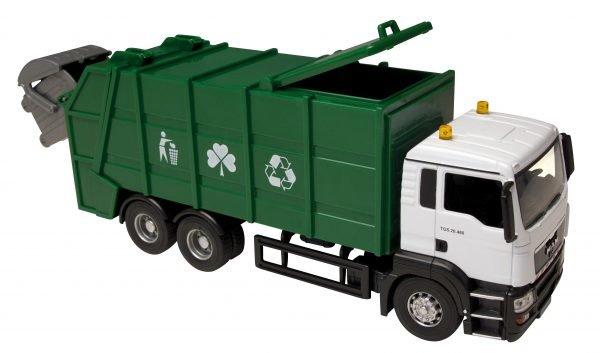 Junior Driver Garbage Truck 1:32 Roska-Auto