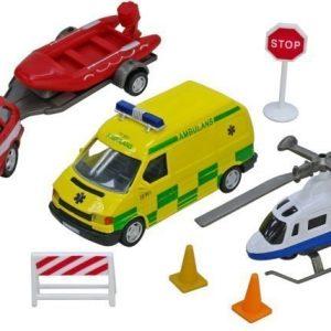 Junior Driver Hälytysajoneuvot