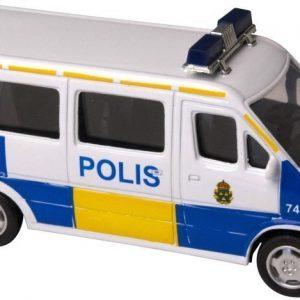 Junior Driver Poliisiauto 1:43