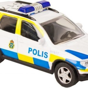 Junior Driver Poliisiauto 1:43