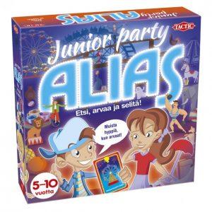 Junior Party Alias Lautapeli