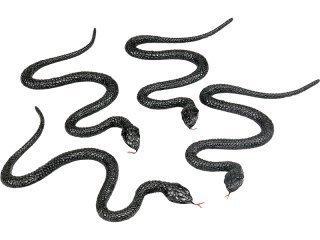 Käärmeet 4 kpl/pakkaus