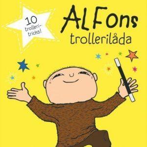 Kärnan Alfons Åbergin ensimmäinen taikurilaatikko