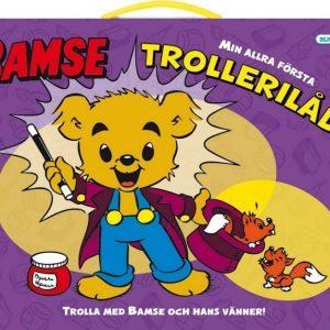 Kärnan Bamses nya Trollerilåda