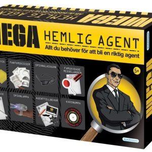 Kärnan Puuhalaatikko Salainen agentti