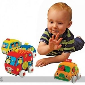 K`S Kids Pehmeät Autot