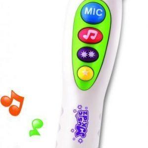 Keenway Mikrofoni ääni- ja valotoiminnolla