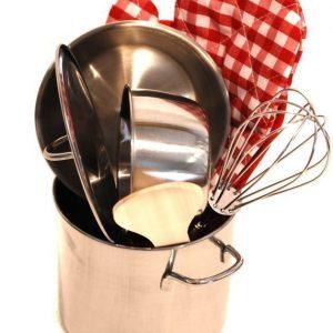 Keittiötarvikesetti 13 osaa