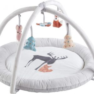 Kids Concept Edvin Vauvajumppa Harmaa