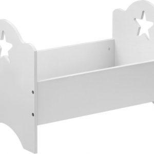 Kids Concept Star Nukensänky Iso Valkoinen