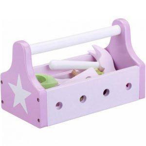 Kids Concept Star Työkalupakki Vaaleanpunainen
