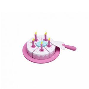 Kids Concept Syntymäpäiväkakku Roosa