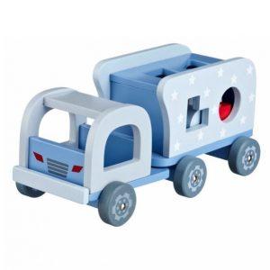 Kids Concept Turbo Palikkakuorma Auto