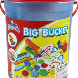 Kid's Dough Muovailuvaha Big Bucket