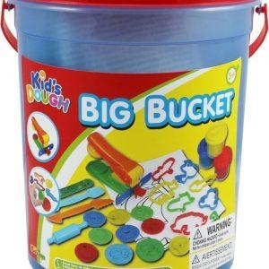 Kid's Dough Muovailuvaha Big Bucket