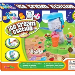 Kid's Dough Muovailuvaha Ice Cream Station