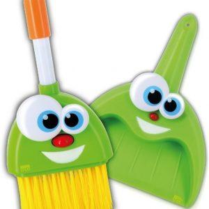 Kidz Delight Puuhalelu The Talking Broom with Dust Pan