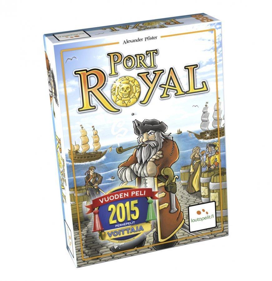 Korttipeli Port Royal