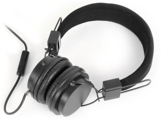 Kuulokkeet Mustat