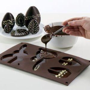 Lékué 3D muna- ja pupumuotti