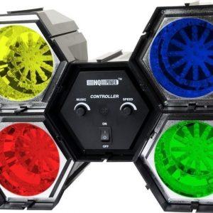 LED-valourut 4-kanavaa