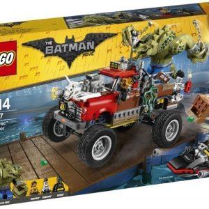 LEGO Batman Movie Killer Croc Tail-Gator