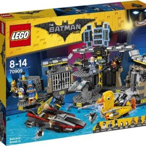 LEGO Batman Movie Murto Lepakkoluolaan