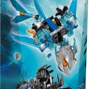 LEGO Bionicle Akida veden olento