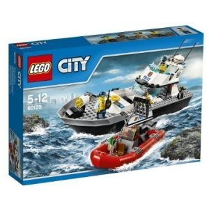 LEGO CITY Poliisin partiovene