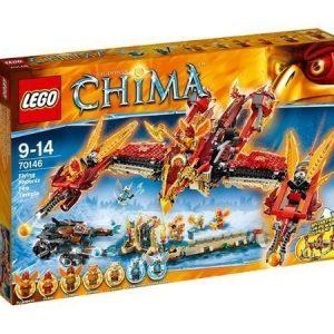 LEGO Chima Lentävän feeniksin tulitemppeli