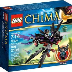 LEGO Chima Razcal kiitäjä