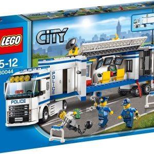 LEGO City 60044 Liikkuva poliisiyksikkö