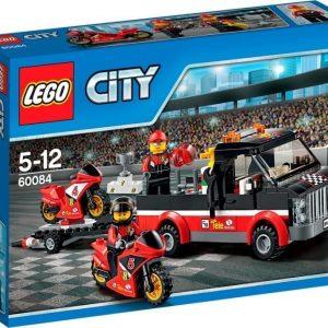 LEGO City 60084 Kilpapyörän kuljetin