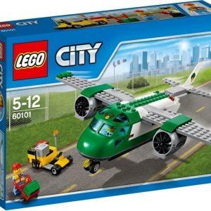 LEGO City 60101 Lentokentän rahtilentokone