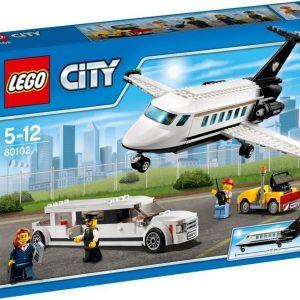 LEGO City 60102 Lentokentän VIP-palvelu