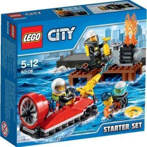 LEGO City 60106 Palokunnan aloitussetti
