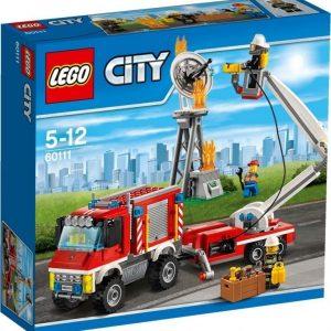 LEGO City 60111 Palokunnan auto