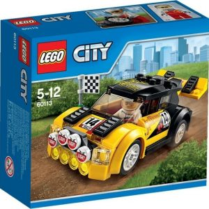 LEGO City 60113 Ralliauto