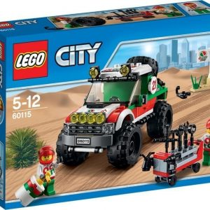 LEGO City 60115 Nelivetomaasturi