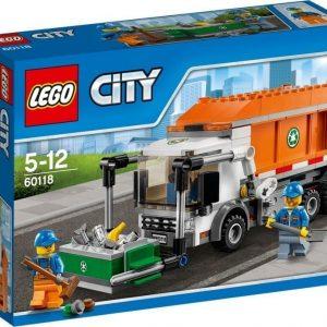 LEGO City 60118 Jäteauto