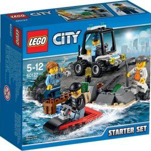 LEGO City 60127 Vankisaaren aloitussarja